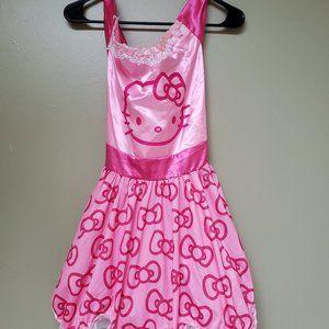 Hello Kitty Pink Adult Dress